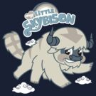 My Little Sky Bison by synaptyx