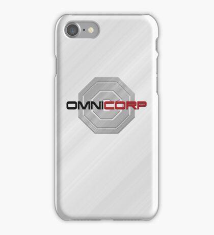 OMNI CORP iPhone Case/Skin