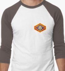 Federal Security Agency Men's Baseball ¾ T-Shirt