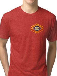 Federal Security Agency Tri-blend T-Shirt