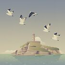 lighthouse by erdavid