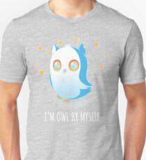 Owl by Myself T-Shirt