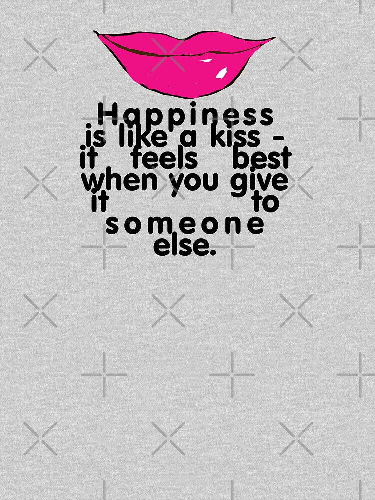 Be Happy.. Kiss! von webgrrl
