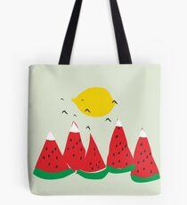 Fruit Scenery Tote Bag
