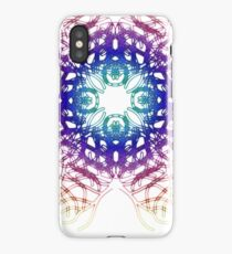Colorful symmetry. iPhone Case/Skin