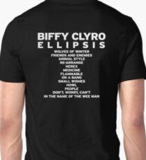 Biffy Clyro - Ellipsis Unisex T-Shirt