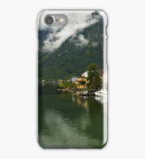 Hallstatt is the most picturesque village of Austria iPhone Case/Skin