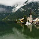Hallstatt is the most picturesque village of Austria by mike2048