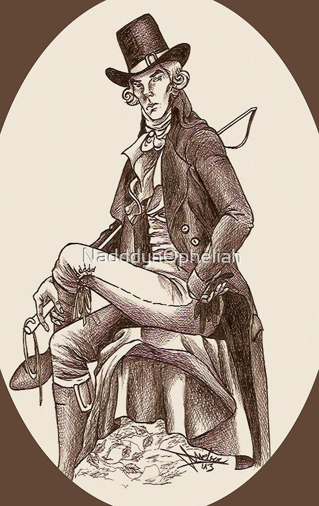 Sherlock through the Ages - 18th Century by NadddynOpheliah