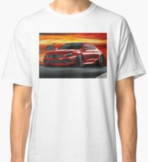naquash design mercedes amg c63 s coupe Classic T-Shirt