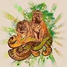 Tiger Safari by freeagent08