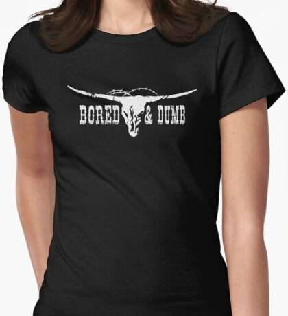 Bored & Dumb T-Shirt T-Shirt