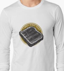I Smell Burnt Toast Long Sleeve T-Shirt