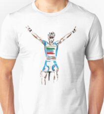 nibali yellow Unisex T-Shirt