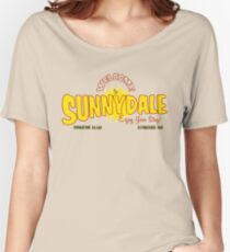 Welcome to Sunnydale Women's Relaxed Fit T-Shirt