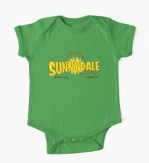 Welcome to Sunnydale One Piece - Short Sleeve