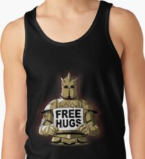 Free Hugs by The Mountain Tank Top