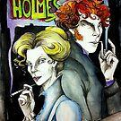Adler & Holmes - Consultants by NadddynOpheliah