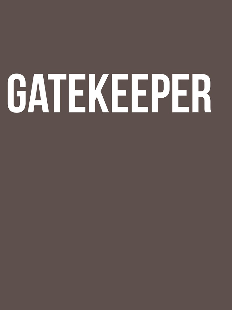 Are you the Gatekeeper? by QuotingCool