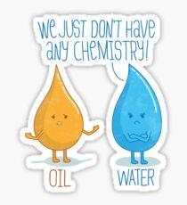 No Chemistry Sticker