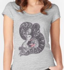 Cupcake? Women's Fitted Scoop T-Shirt