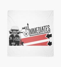 The Immediates Scooter Art Scarf