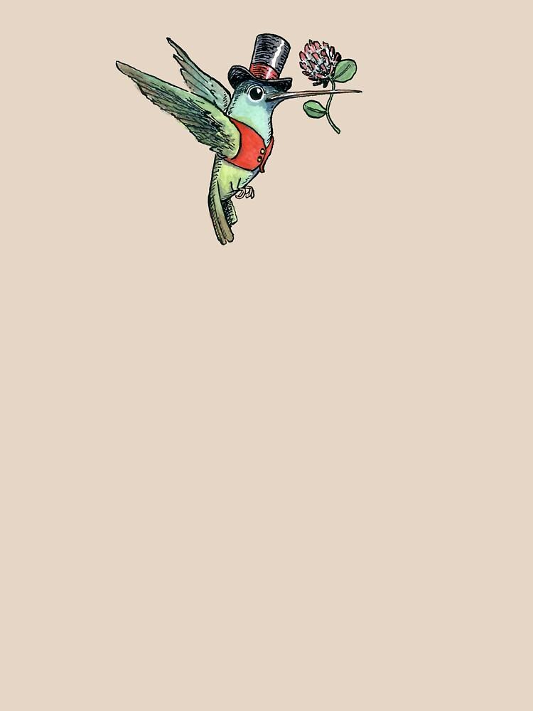 Dapper Kolibri von joykolitsky