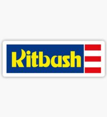 Kitbash 1 Sticker