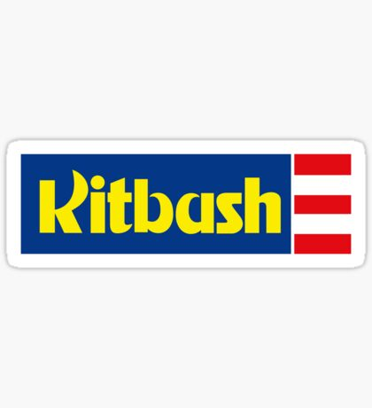 Kitbash 1 Sticker
