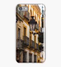 Colors of Seville - Santa Cruz quarter  iPhone Case/Skin