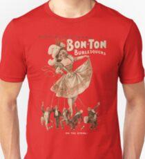 Bon-Ton Burlesque Unisex T-Shirt