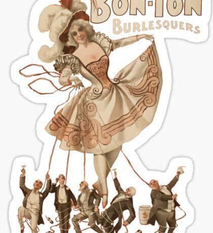 Bon-Ton Burlesque Sticker