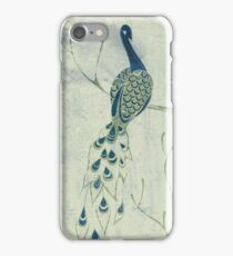 Dusky Peacock iPhone Case/Skin