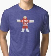 True Detective Lone Star Tri-blend T-Shirt