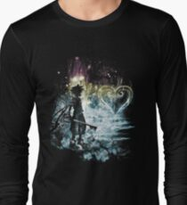 a path to the heart Long Sleeve T-Shirt