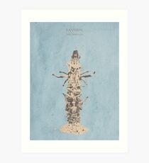 Trou Normand Art Print
