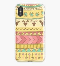 Cute cozy sweater iPhone Case/Skin