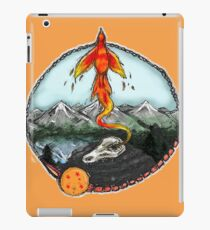 Jugger in the USA iPad Case/Skin