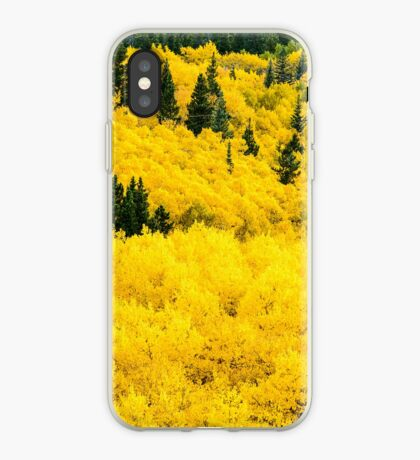 Buried In Gold iPhone Case