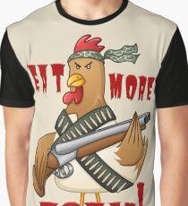 Eat More Tofu Graphic T-Shirt