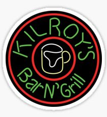 Kilroy's on Kirkwood Sticker