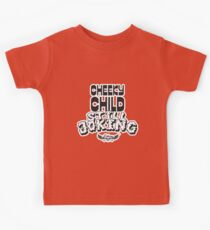 Cheeky Child Kids Tee