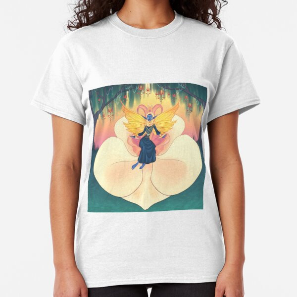 Orchid Throne Classic T-Shirt