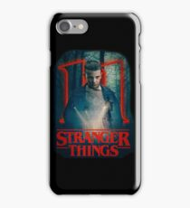 stranger things skin cover case iPhone Case/Skin