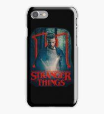 stranger things skin cover case iPhone Case/Skin