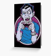 Count Gamer Greeting Card