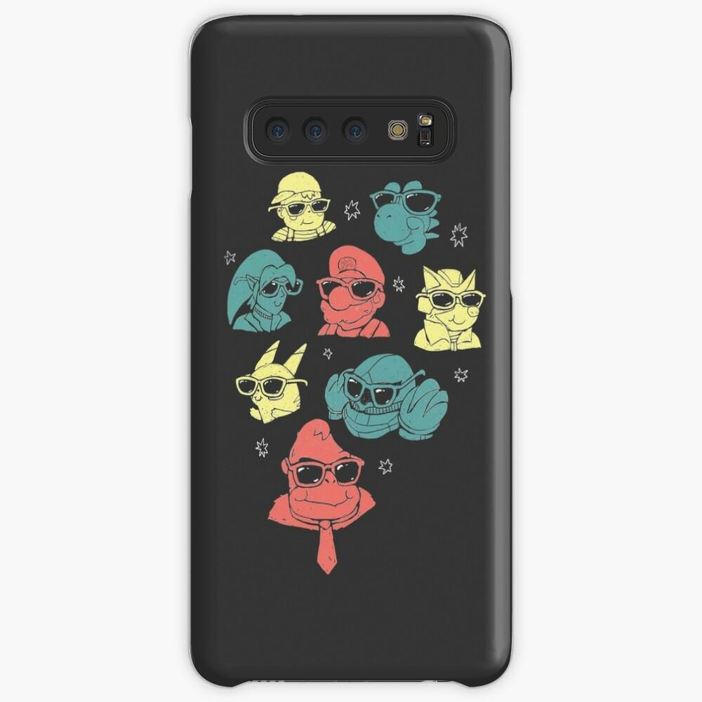 Super Smash Bros Case & Skin for Samsung Galaxy