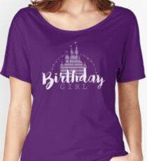 Geburtstags-Mädchen-Träume Loose Fit T-Shirt
