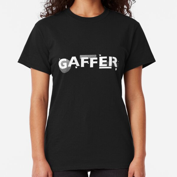 Film Crew. Gaffer. Classic T-Shirt