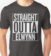 STRAIGHT OUTTA ELWYNN T-Shirt